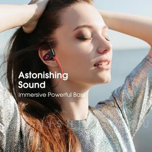 Image 5 - Mpow alev S Bluetooth 5.0 kulaklık aptx hd kablosuz kulaklıklar ile 12H oynatma IPX7 su geçirmez spor kulaklıklar iOS android
