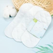 2 шт./лот, тонкие многоразовые менструальные прокладки, моющиеся гигиенические прокладки для женщин, салфетки, мягкие хлопковые прокладки, п...