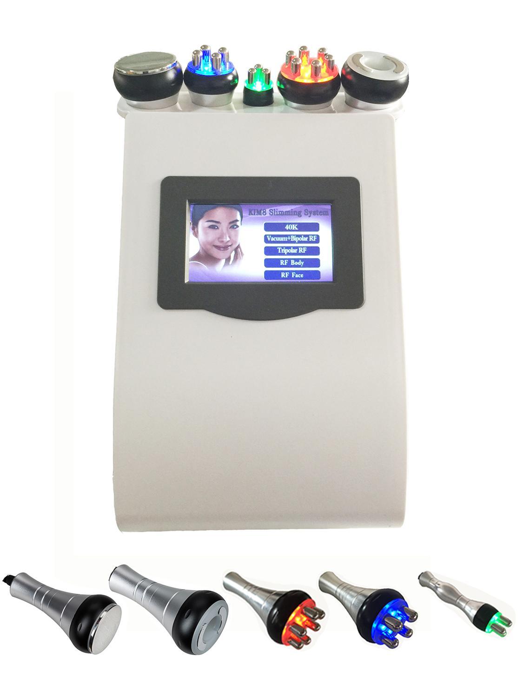 2019 Высокое качество 40k кавитация машина для похудения вакуумная Кавитация rf машина для похудения Ким 8 система потери веса