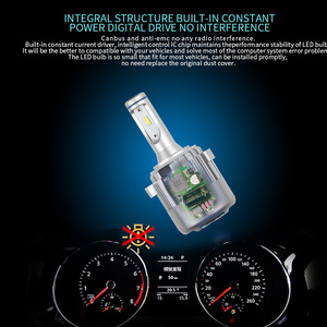 AILEO 2x Canbus без ошибок Led H7 Фары ближнего света CSP чипы для VW Golf 6 Golf 7 Passat Touran Tiguan T-ROC 72 Вт 8000LM 6000K