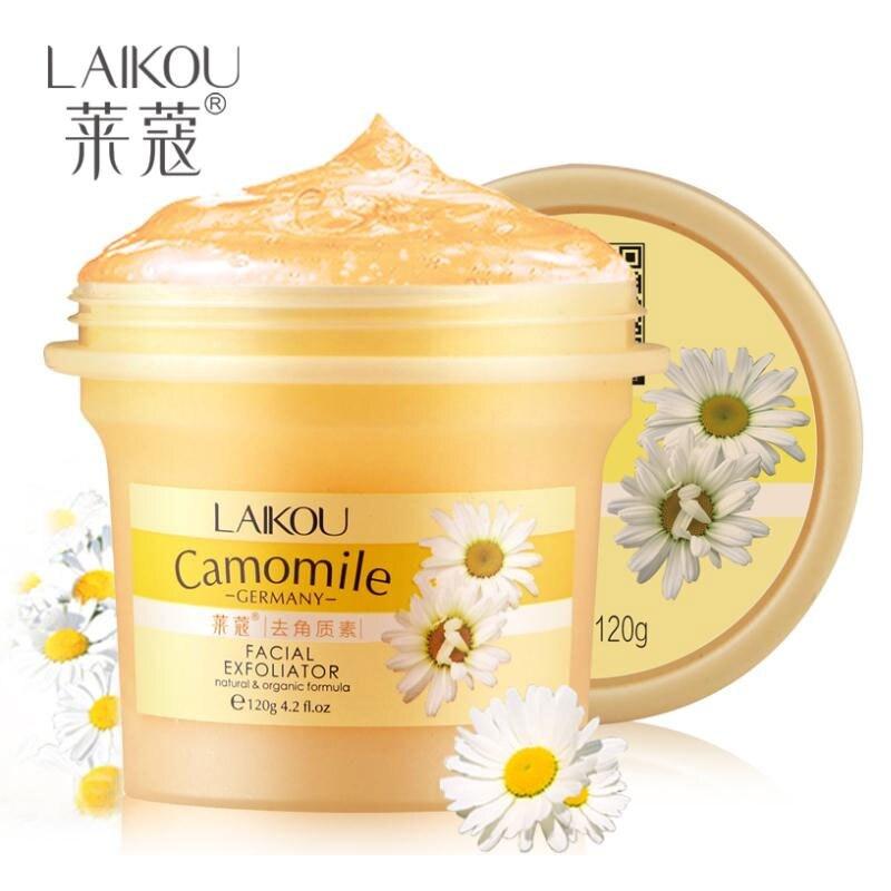 Natural Skin Care Scrub/Go Cutin Facial Gel Face Body Smoothing Exfoliating Cream Skin Body Care Whitening Peeling Cream 120g