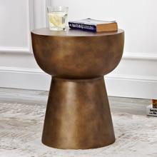 Старинный журнальный столик в форме гриба, столик для гостиной, столик для спальни, 4 цвета