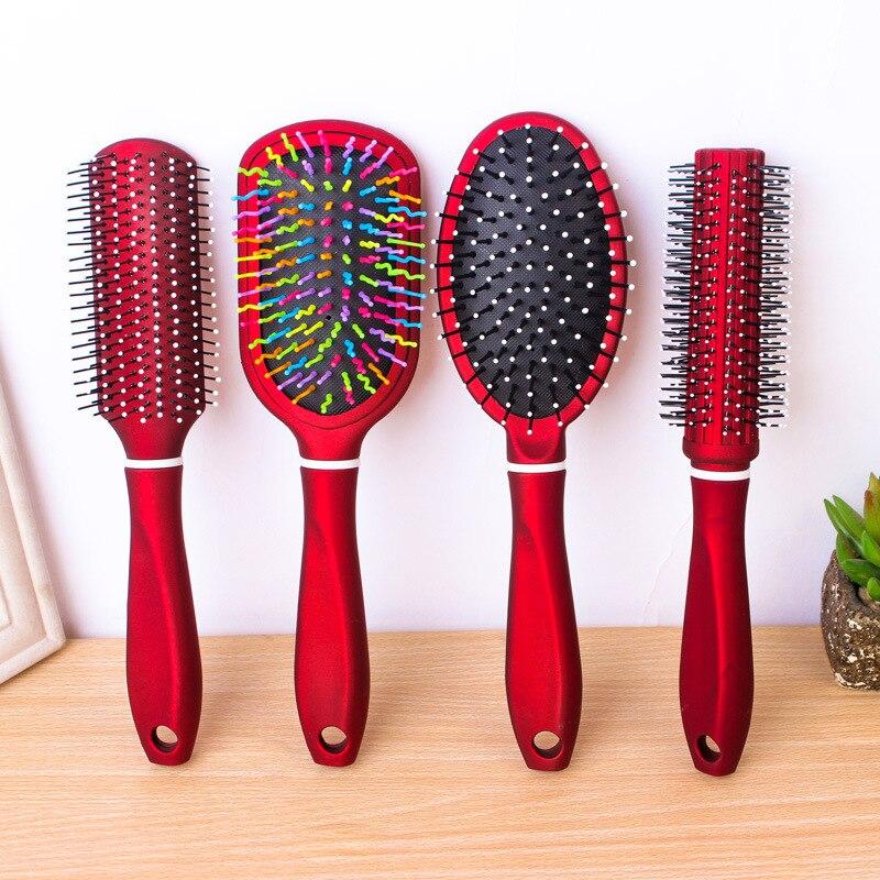 Escovas de Cabelo para Mulher-pente de Cabelo Definido para Ótimo em Cabelos Molhados Secos 4 Pçs ou