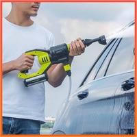 Xiaomi jimmy jw31 handheld sem fio recarregável arma de lavagem para casa ao ar livre bicicleta elétrica ferramentas limpeza do carro|Acessórios para bicicleta elétrica| |  -