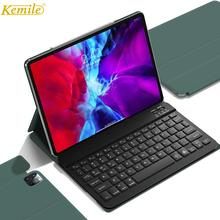 Magnetic Keyboard Case For iPad Pro 11 2020 Funda Russian Spanish Ultra slim Stand Case for iPad Pro 11 2020 2018 Cover Keypad