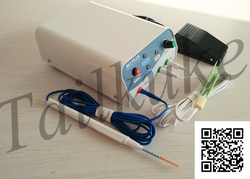 Cuchillo eléctrico de coagulador Bipolar de alta frecuencia de 220V, quemador eléctrico de Resector Y.