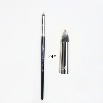Smoked Angle Eyeliner Brush Makeup Brush Professional Smoky Liner brush  Synthetic Eye Make up Brushes Cosmetic Brush Tools 24# недорого