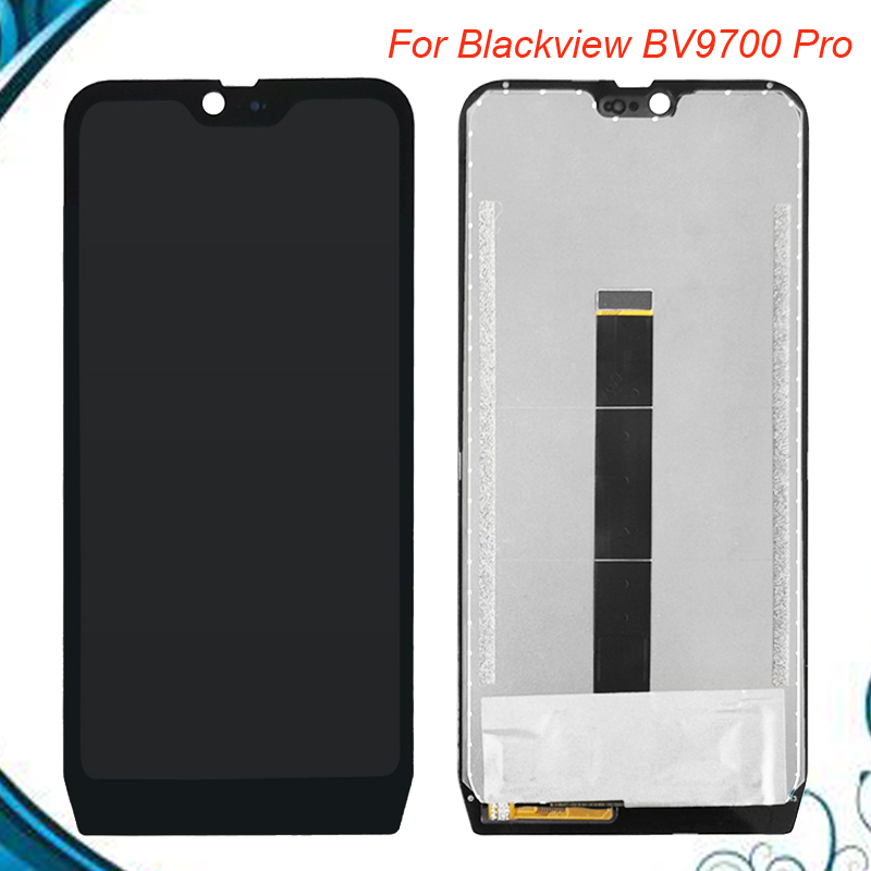 Tested Well For <font><b>Blackview</b></font> BV9700 <font><b>Pro</b></font> Lcd Display with Touch Screen Digitizer Assembly Replacement Parts For BV <font><b>9700</b></font> <font><b>Pro</b></font> Phone image