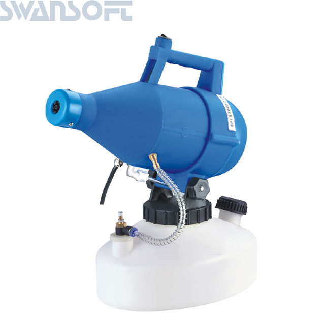 Swansoft 4.5L électrique ULV brumisateur pulvérisateur Ultra faible volume brumisateur à froid 110V / 220V