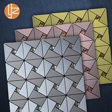 Modern Luxury Self Adhesive 3D Wallpaper for Living Room Bedroom Walls Gold Silver