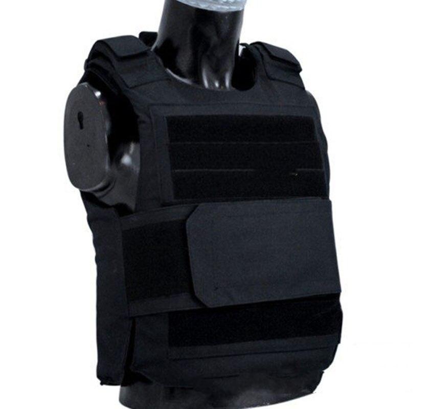 Пуленепробиваемый жилет (вставляемая сталь), защитная одежда, защитная одежда для улицы