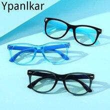 Light-Glasses Anti-Blue-Light Children's New Ce Staring Rice Tr90-Material