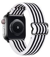 Black white stripe
