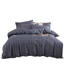 100% Cotton Quilt Cover Bedding Set Bed Sheet