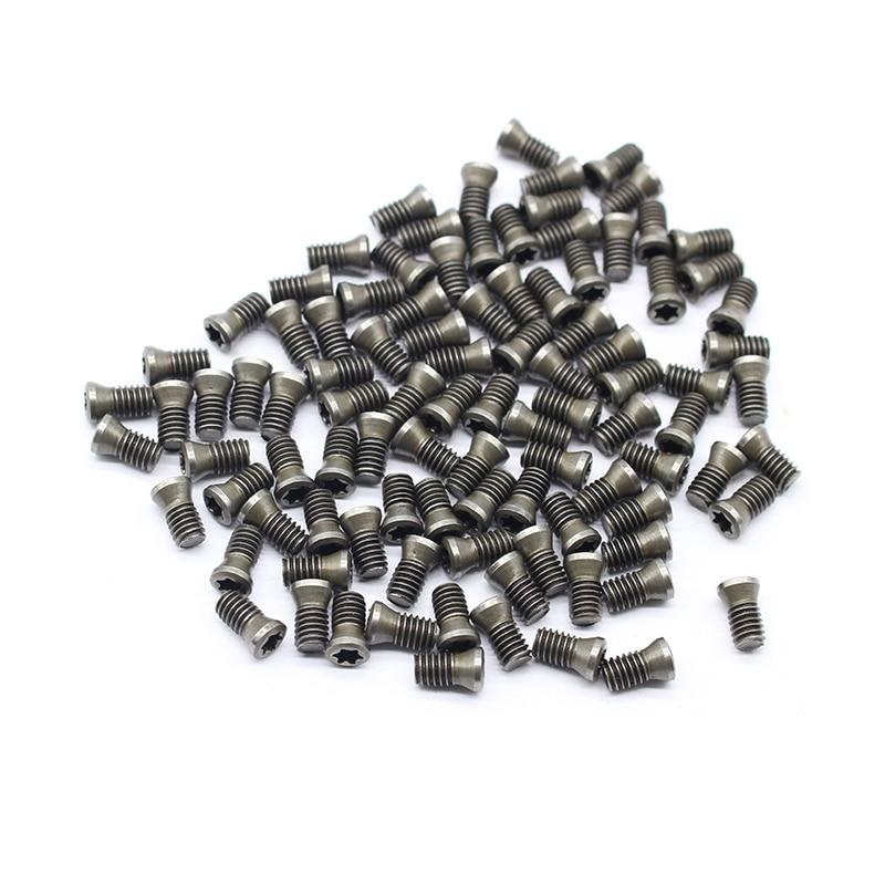 Six-Lobe screw M4 M4x8 5.0 plum CNC tool lathe turning 12.9 grade for milling cutter holder