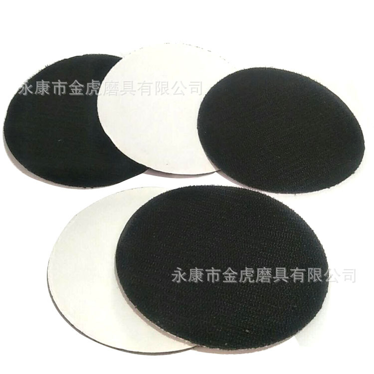 Velcro 1-Inch ~ 7-Inch Double-Sided Strong Adhesive Velcro Round Gum Hook & Loop Circle Self-Adhesive Gluing