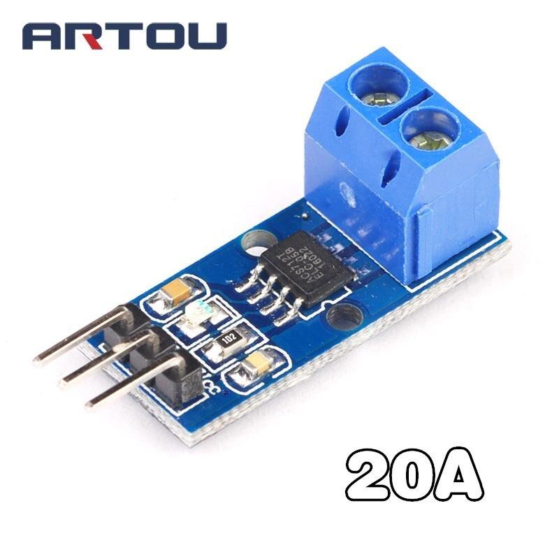 2pcs 5A range Current Sensor Module ACS712 Module Arduino module NEW