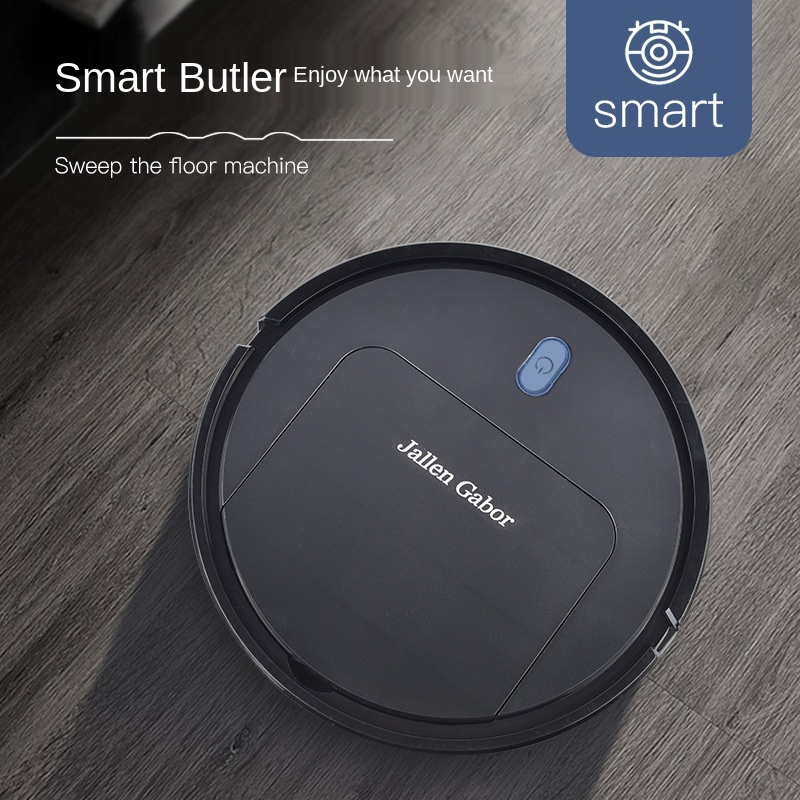 New Intelligent Cleaning Robot Three-in-One Domestic Vacuum Cleaner Smart Home Appliances