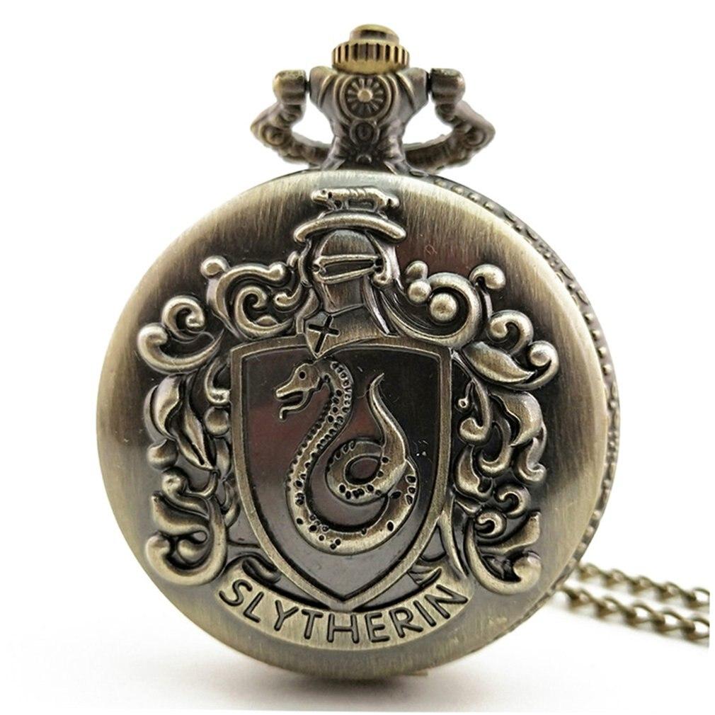 Vintage Rome Figures Vintage Antique Round Dial Quartz Pocket Watch Necklace Pendant Clock Mens Womens Mechanical Pocket Watches