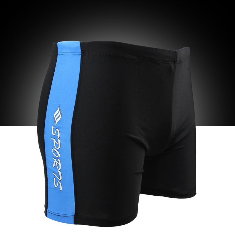 Bubble Hot Spring Sports Swimming Trunks Body Hugging Comfortable Breathable Men Boxer Swim Shorts Fashion Quick Drying Pants