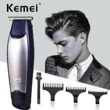 Kemei 5021 Beard Hair Trimmer Electric Hair Clipper Rechargeable Razor Barber Hair Cutting Shaving Machine For Man Tool Shaver