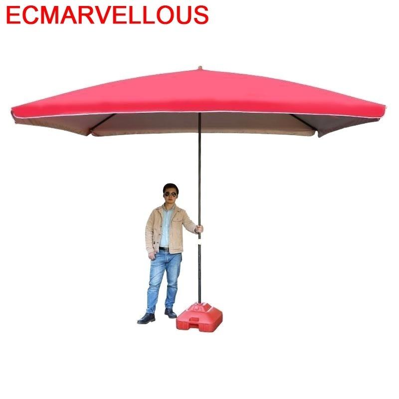 Sonnenschirm Garten Ombrelloni Giardino Ombrellone Da Spiaggia Cover Moveis Outdoor Parasol Garden Patio Furniture Umbrella Set