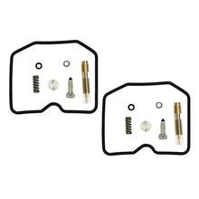 Outdoor Carburetor Kit Lawn mower Parts Accessory Repair For Kawasaki el ex en 250 Durable цена