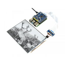 Waveshare 7.8Inch E-Ink Display Hoed Voor Raspberry Pi, 1872*1404 Resolutie, IT8951 Controller, usb/Spi/I80 Interface