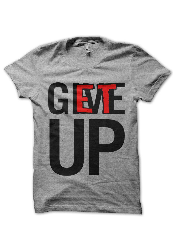 Give It Up Grey Tee image