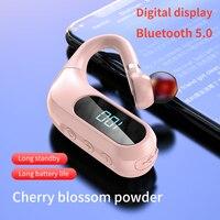 Auriculares inalámbricos con Bluetooth y pantalla Digital, auriculares manos libres, Auriculares deportivos para LG, Unidad de auriculares de negocios