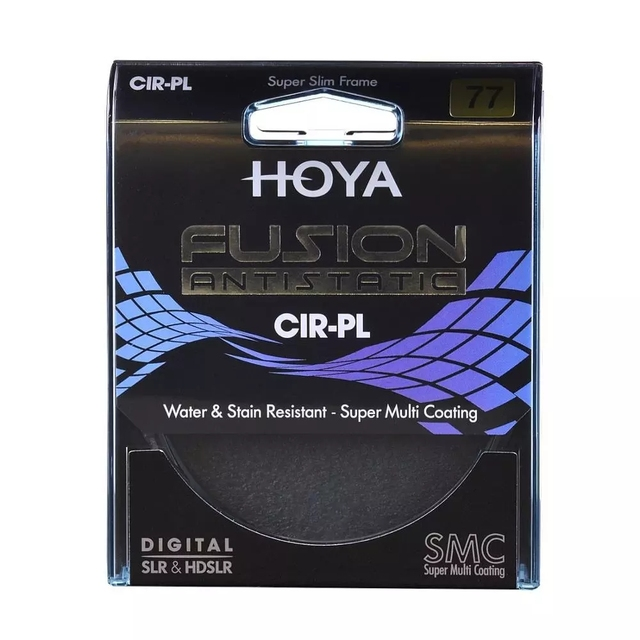 Hoya היתוך בתמיסה CPL Slim מסנן 82mm 77mm 72mm 67mm 62mm 58mm 55m 52mm 49mm קיטוב/מקטב CIR PL עבור מצלמה עדשה