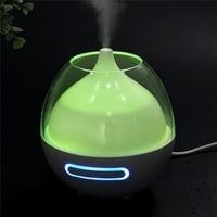 USB Elektrische Aroma Air Diffusor Vase Ultraschall luftbefeuchter Ätherisches Öl Aromatherapie Kühlen Nebel hersteller für Home-in Luftbefeuchter aus Haushaltsgeräte bei