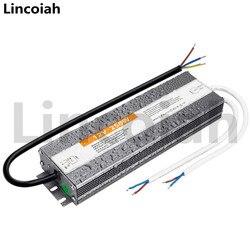 Светодиодный драйвер, водонепроницаемый IP67 источник питания, трансформатор 12 В, 24 В переменного/постоянного тока, адаптер для модуля светод...