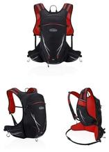 цена ANMEILU Waterproof 20L Bicycle Backpack,MTB Bike hydration Rucksack,Breathable Cycling Water Backpack For men,with Rain Cover онлайн в 2017 году