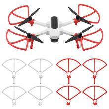For Hubson Hubsan Zino H117S Flight Aircraft Remote Control Propeller Leaf Ring Shield Tripod RC Toys Accessories