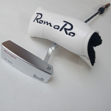 Golf Clubs ROMARO Hexagon  Golf Putter 33/34/35 Inch Steel Shaft With Head Cover.Free shipping