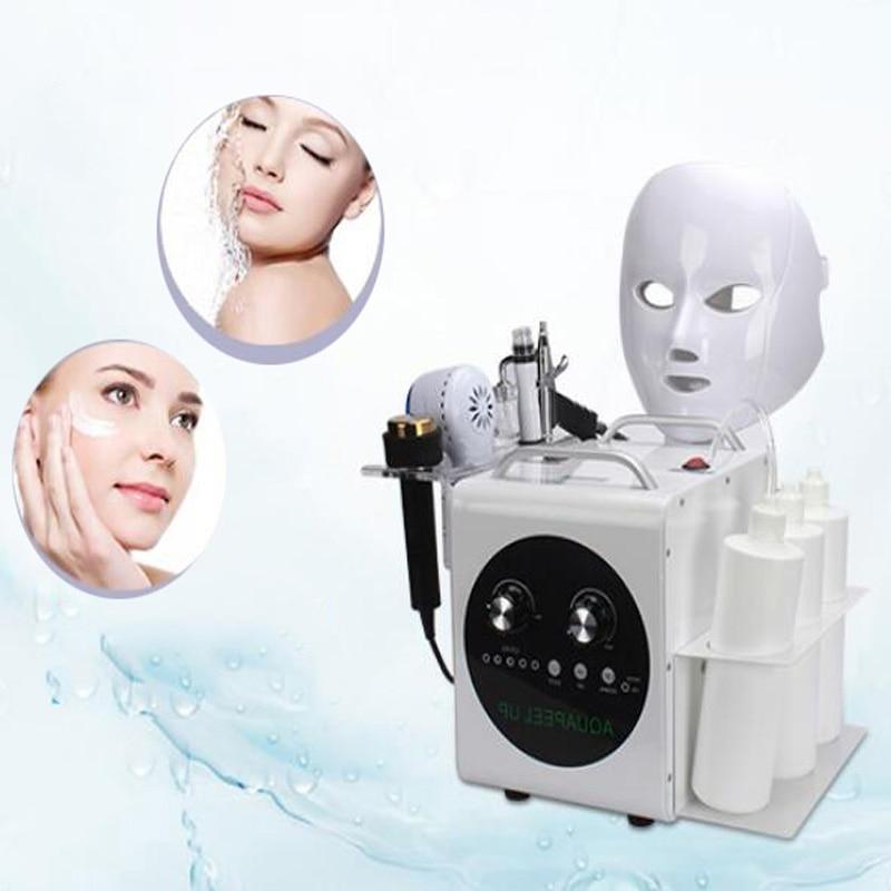 Professional  Hydradermabrasion Machine Aqua Jet Peel Water Dermabrasion Skin Care Oxygen Hydra Facial Machine Beauty Instrument