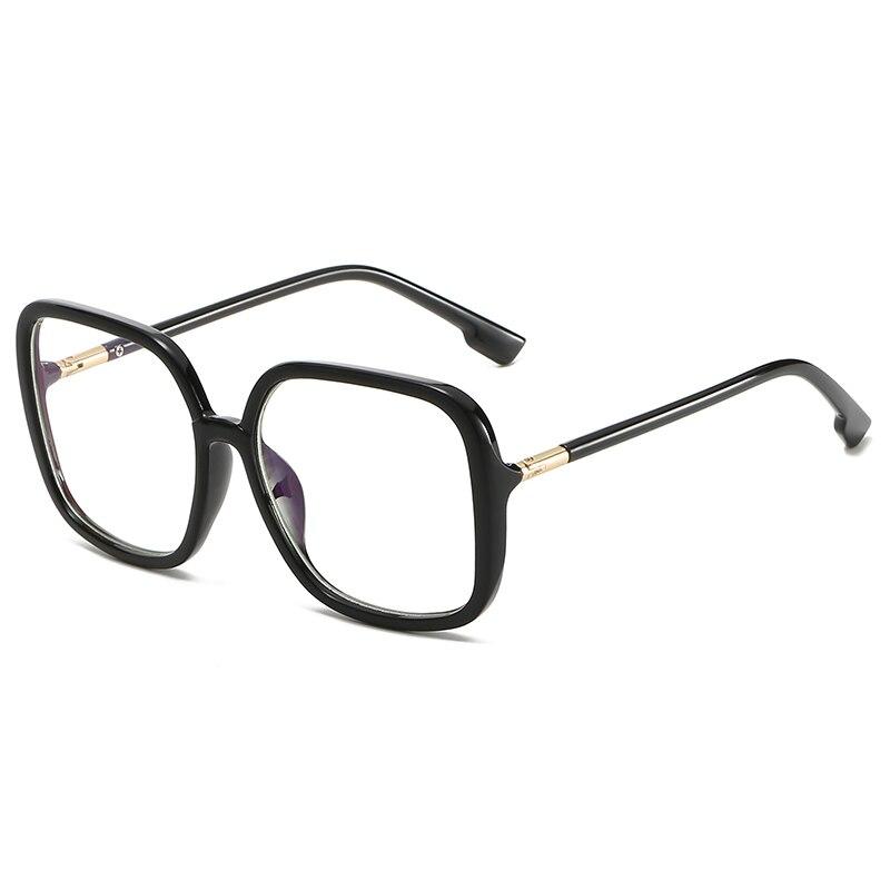 Женские квадратные очки для близорукости lonsy винтажные большого