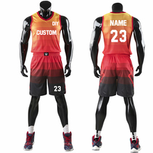 Top Quality Men Women Kids Basketball Jerseys Sets Uniforms Boys Sport Kit Clothing Shirts Shorts Suits Side Pockets Customized cheap suotf Polyester Sleeveless basketball jerseys 1746 Broadcloth Fits smaller than usual Please check this store s sizing info