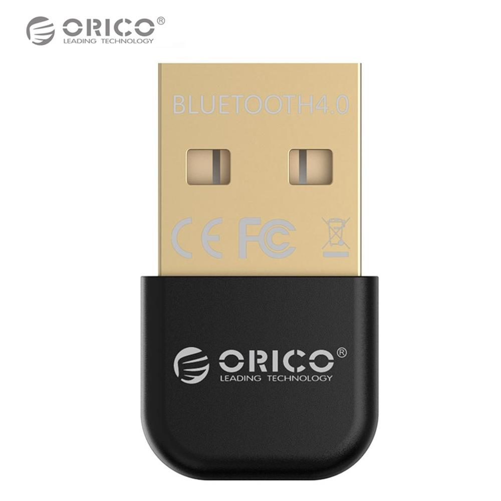 ORICO USB Wireless <font><b>Bluetooth</b></font> <font><b>4.0</b></font> Adapter Transmitter Dongle Music Sound <font><b>Receiver</b></font> for PC Windows image