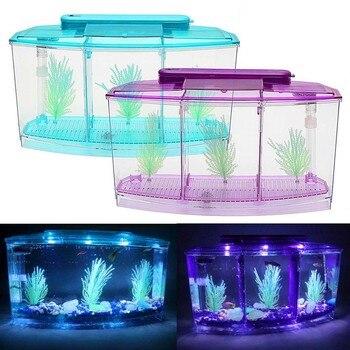 Mini LED Aquarium