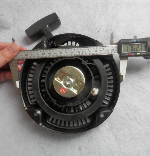 PULL STARTER START RECOIL ROBIN RGX240 RGX2400 RGX2410 RGV2800 GENERATOR