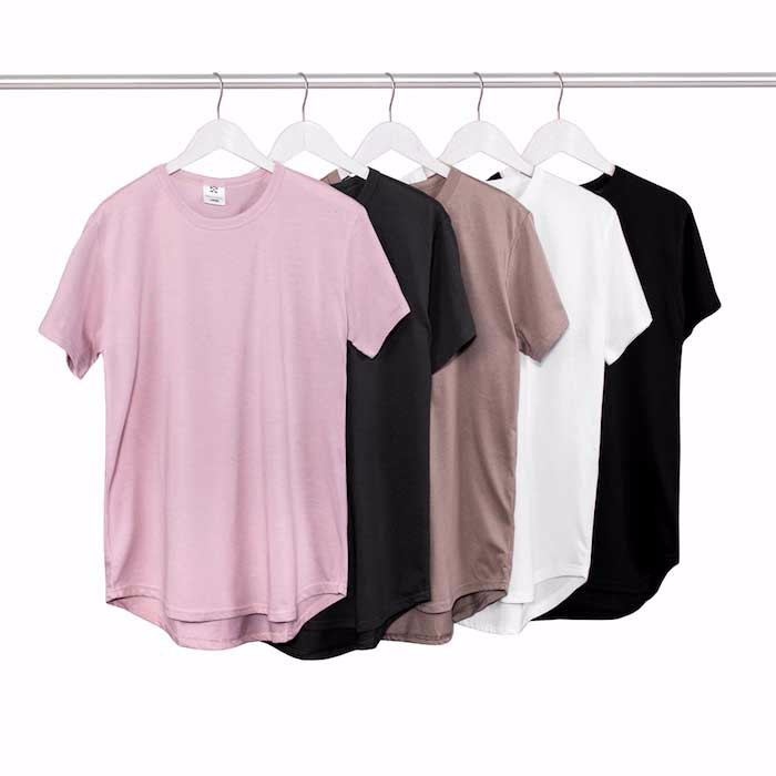 2019 Summer Pure T-shirt  Wholesale Extended Long T Shirt Mens Hip Hop New Design Street Men Cheap T Shirt Hot Sell