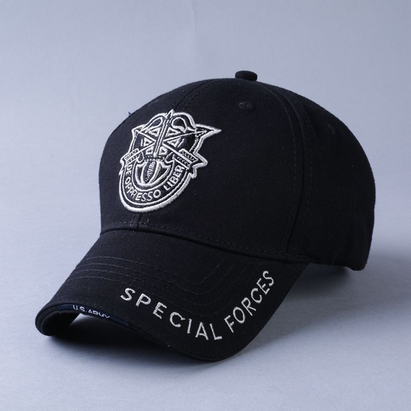 2019 US Marine Corps   Baseball     Cap   Commando Army Fan Tactical   Caps   Seals Commando Embroidered Hat Cotton Fashion Hats