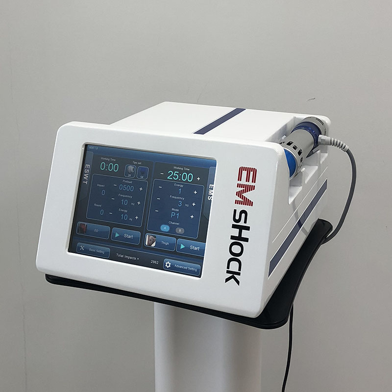 Electro Stimulator Muscle EMS Weight Loss Machine/ ESWT Shock Wave Therapy Machine For Weight Loss