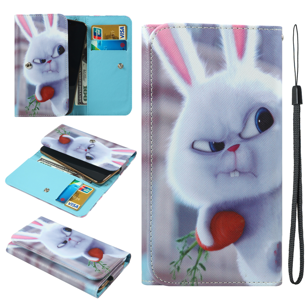 For <font><b>Huawei</b></font> Y3C P8 Lite ShotX Y5 Y5C Y6 Y625 Y635 2015 Ascend G6 <font><b>G620S</b></font> G630 G7 GX1 P7 Mate7 mini wallet Cover Phone Case image