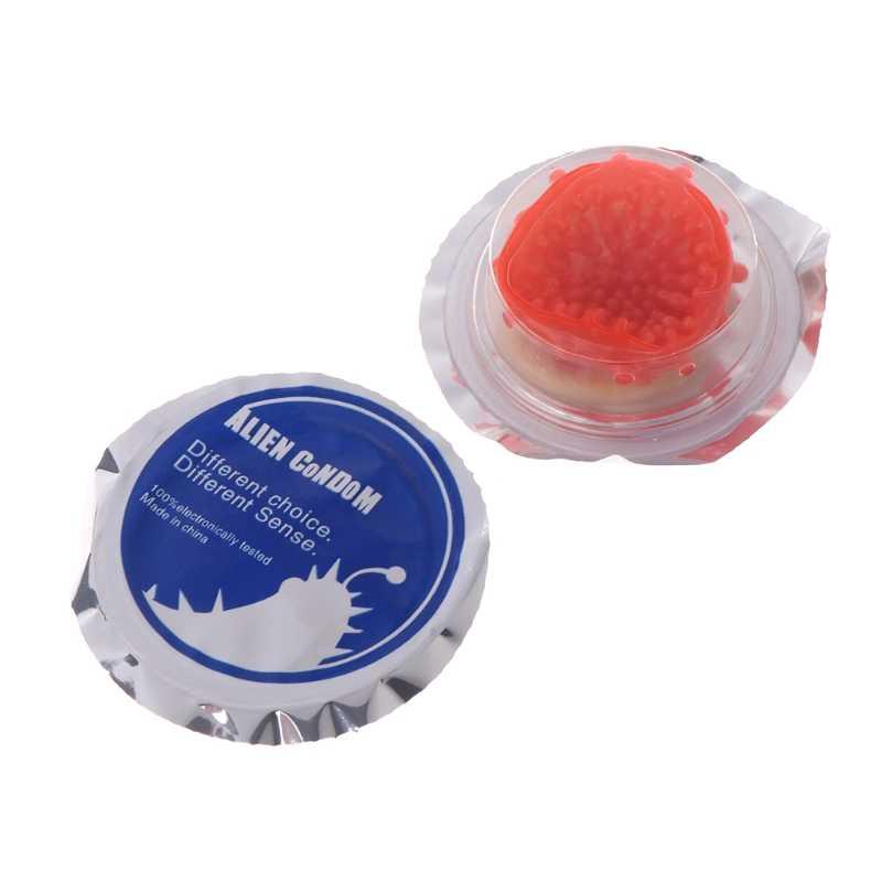Ultra Sottile G-spot Condom Prodotti Del Sesso per Gli Uomini Adulti Preservativi In Lattice di Gomma Naturale X3UE