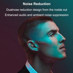 Image 5 - Bluetooth 5.0 Wirless Oortelefoon HIFI Stereo Bass Hoofdtelefoon MicHeadset Waterdichte LED Display Oordopjes voor Samsung Xiaomi Note 10
