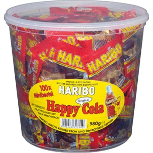 Haribo Happy Cola 980g Pack Of 1