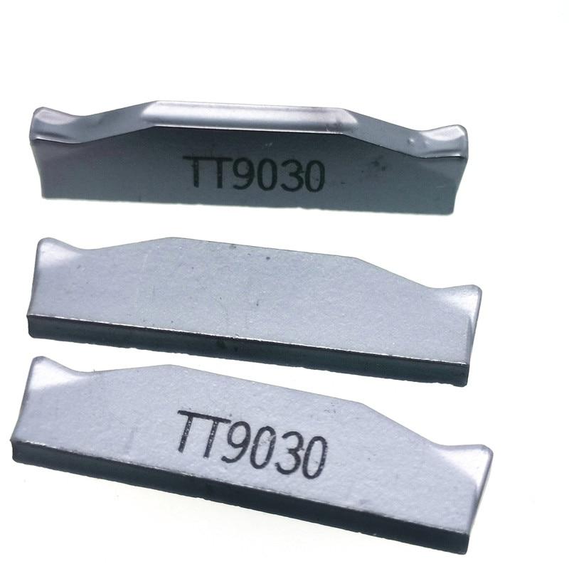 Купить с кэшбэком Turning tool TDC2 TDC3 TDC4 TT9030 CNC carbide insert grooving carbide insert CNC lathe tool turning tool cnc cutter